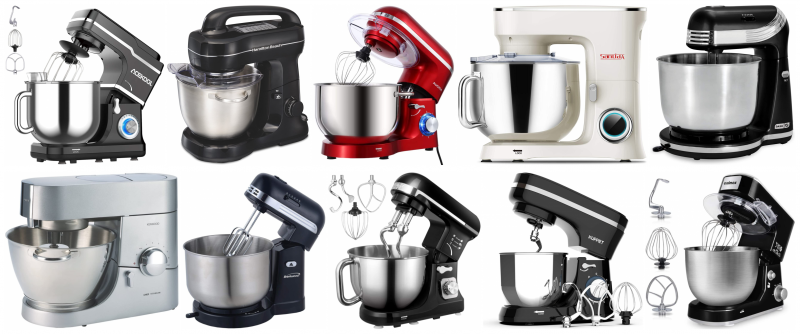 Top 10 Stand Mixers